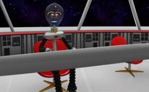 bob on ship